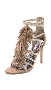 sam edelman savannah fringe gladiator heels bags u0026 shoes