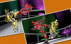 real robot ring fighting android apps on google play