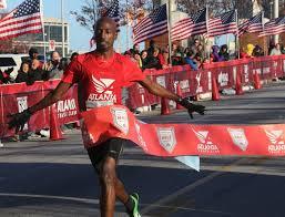 photos atlanta track club thanksgiving day half marathon events