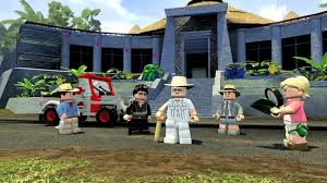 jurassic park car toy lego jurassic world u0027 review dino smash culture tech times