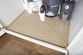 Kitchen Sink Cabinet Tray by Under Sink Cabinet Mat Bathroom Drip Tray Liner Flexible Water