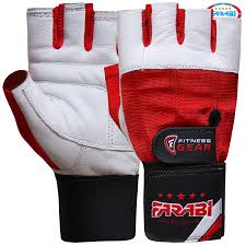 farabi neo gel gym gloves fitness training bodybuilding workout