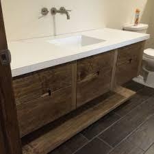 Bathroom Vanity Woodworking Plans Custom Bathroom Cabinetry Custommade Com