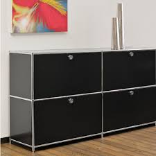 file cabinet tv stand system4 system4 elite tv stand color black products pinterest