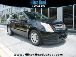 lexus suv for sale sc used 2012 cadillac srx for sale hardeeville sc