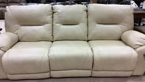 sofas amazing redfield leather reclining sofa recliner for two