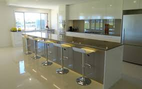 Neutral Kitchen Colour Schemes - contemporary kitchens inavogue