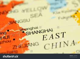China On Map by Close Shanghai China On Map Stock Photo 19428589 Shutterstock