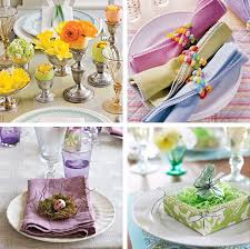 Easter Decorations For Table by Home Decorista Inspirational Table Decorations For Easter