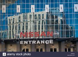 nissan altima yellow triangle nissan sign stock photos u0026 nissan sign stock images alamy