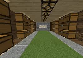 is this a good storage room design discussion minecraft java