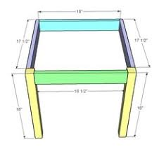 ana white build a simple stackable outdoor chairs free and