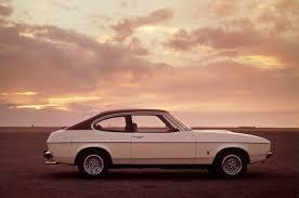 Ford Capri 1971 Ford Capri Had A Mercury Capri Two In Fact Then Daughter Had