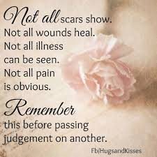 Beautiful Quotes On Love by Not All Scars Show Love Quotes Life Quotes Quotes Quote Beautiful
