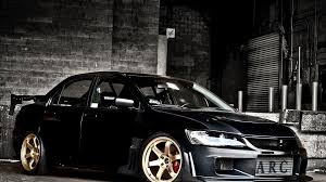 mitsubishi lancer 2017 black wallpapers mitsubishi lancer evo x evolution ix 1920x1080