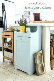 kitchen tidy ideas kitchen trash can ideas pull out garbage can trash cans tilt out