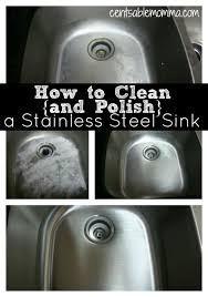 shine stainless steel sink how to clean and polish a stainless steel sink sinks stainless
