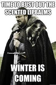 winter is coming memes quickmeme