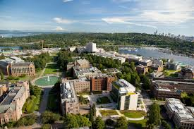 Uw Seattle Campus Map by About Campus Master Plan Capital Planning And Development