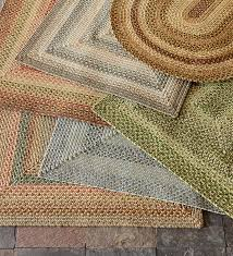 Polypropylene Outdoor Rugs Braided Rugs For The Porch Or Patio Just Hose Them Clean