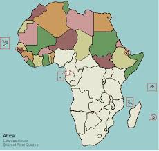 africa map study map test hairless geography