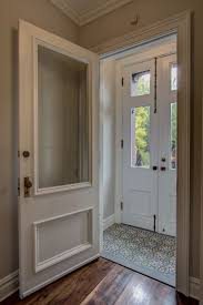 brooklyn home design blog parlor entry foyer in a brownstone renovation park slope