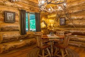 Log Cabin Dining Room Furniture Book Pappy U0027s Log Cabin Nashville Indiana All Cabins
