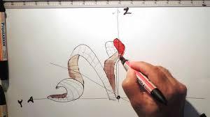 fast sketch fashion design wavy high heel youtube