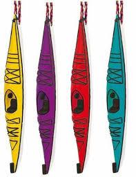 kayaking ornaments ornaments