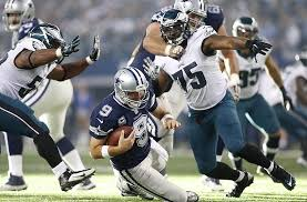 dallas cowboys at their worst in thanksgiving day loss to eagles 33 10