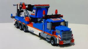 lego ideas rotator tow truck