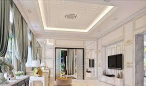 Gaya Interior Inspirasi Desain Interior Modern Gaya Klasik Rumah Minimalis