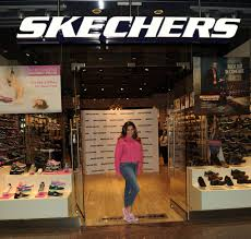 brook at the skechers store launch in the trafford centre in