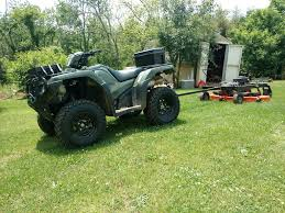 advice on which quad to get honda foreman forums rubicon