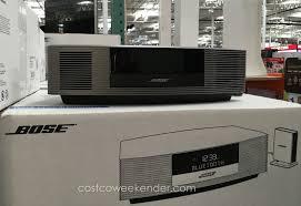 bose home theater refurbished bose wave radio iii with bluetooth costco weekender