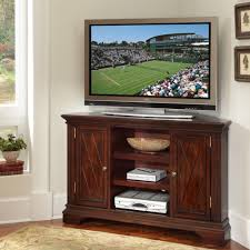 Corner Tv Cabinet For Flat Screens Pottery Barn Tv Stand Espresso Best Home Furniture Decoration