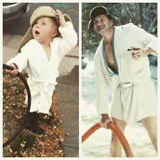 funny cheap kids halloween costume cousin eddie from christmas