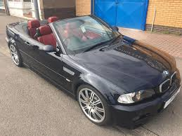 Bmw M3 Hardtop Convertible - used 2004 bmw e46 m3 00 06 m3 smg for sale in staffordshire