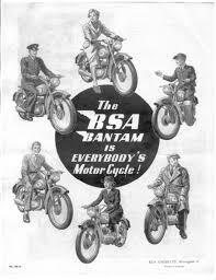 bsa bantam bsa pinterest bsa motorcycle motorcycle posters