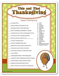 exciting thanksgiving ideas printable bingo cards