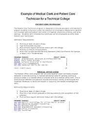 sample phlebotomy resume central service technician resume sample free resume example and patient care technician resume template