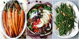 16 healthy thanksgiving dinner recipes healthier sides and