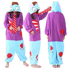 ss cosplay anime funny zombies onesie halloween costumes