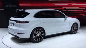 Porsche Cayenne 550 Gt - all new porsche cayenne turbo parks all its 550 horsepower in
