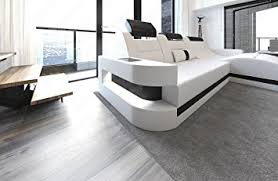 canapé d angle blanc et noir sofa dreams canapé en cuir canapé d angle wave en forme de l canapé