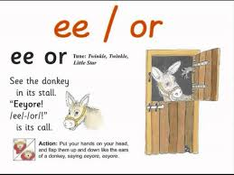 jolly phonics ee or song from read australia having fun with