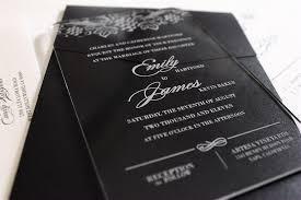 wedding invitations prices wordings acrylic wedding invitations cost with acrylic wedding