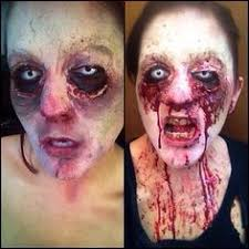 Special Effects Make Up Schools The 10 Best Images About Special Effects Makeup Look On Pinterest