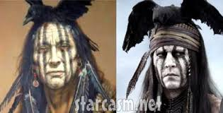 the lone ranger wallpapers the lone ranger images johnny depp u0027s tonto look is based on