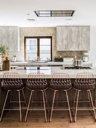 Living Room And Kitchen by Best 20 Copper Bar Stools Ideas On Pinterest Copper Stool Bar